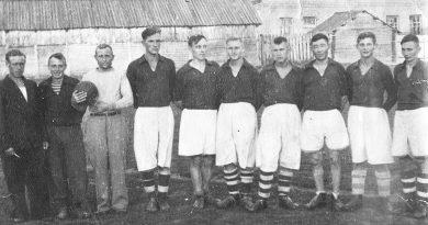 Голышмановский футбол в этом году отмечает своё 80-летие